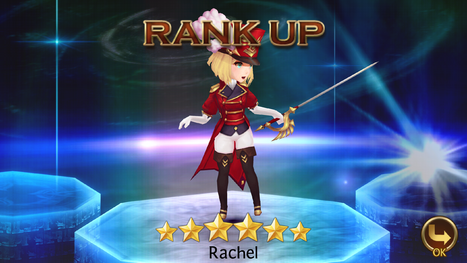Rachel RankUp