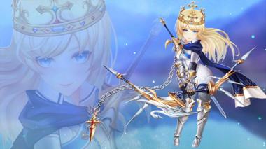 Kyrielle - Swan Princess screen