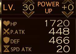 Ryu Stats 30