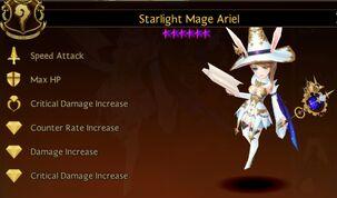 Ariel Rec Items