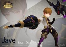 Jave - Loyal Dragon Warrior screen