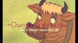 Seven Little Monsters - 3 Legged Dancing Clam