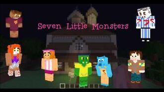 Seven Little Monsters comes to Minecraft