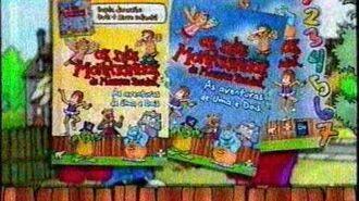 Comercial TV Cultura - DVD Os 7 Monstrinhos (2006)