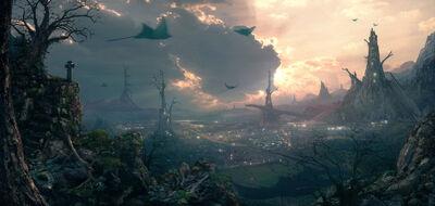 Environment Deadwood by I NetGraFX