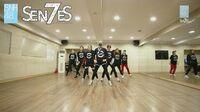 SNH48《7senses》Practice Ver.