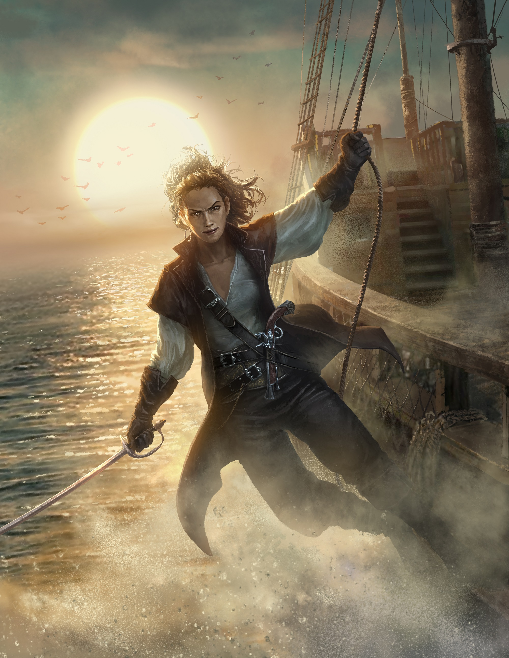 Image result for 7th sea, image