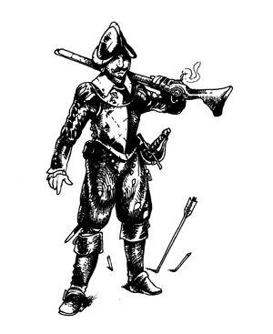 Castille soldier