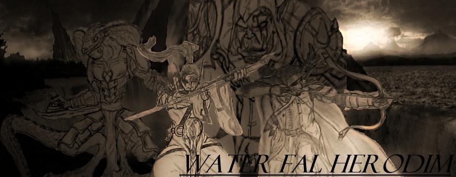 The Water fal Herodim