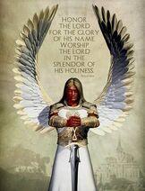 Angel of splendor