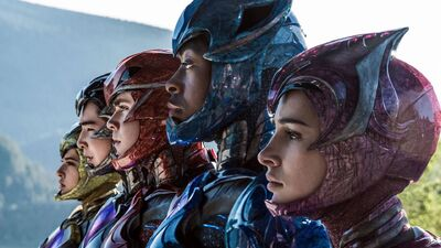 Everything You Need to Know About 'Power Rangers'