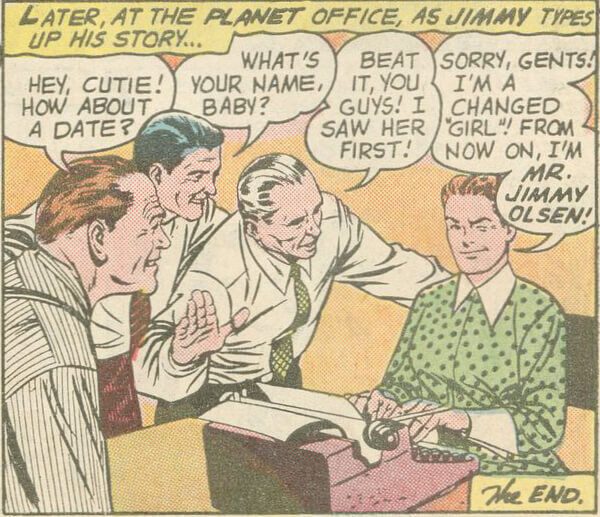 Jimmy Olsen #95 - Miss Jimmy 05