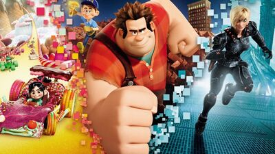Disney Announces 'Wreck-It Ralph 2'