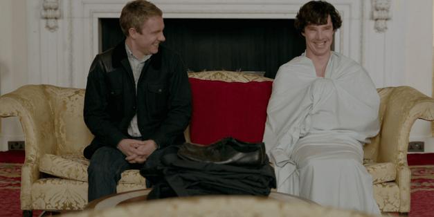 Sherlock Holmes John Watson Buckingham Palace Scandal In Belgravia
