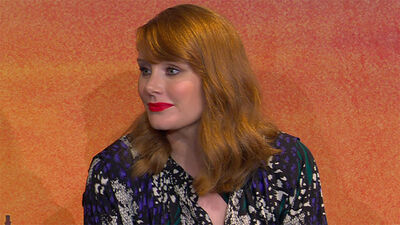 Bryce Dallas Howard on Directing 'The Mandalorian' and Believing in the Force