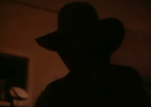 Twilight Zone episode The Shadow Man