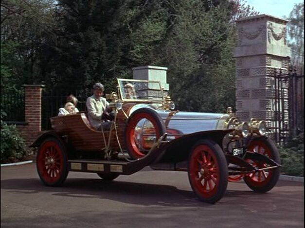alan mann chitty chitty bang bang