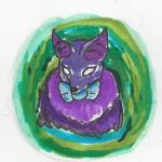 The lone shadowbat./(Joy shadowbat)