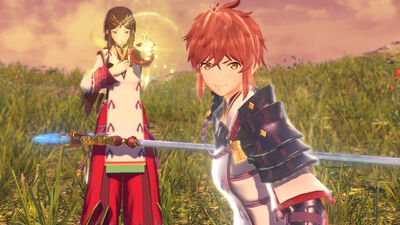 'Xenoblade Chronicles 2' Expansion Review – Standing on the Shoulders of Titans