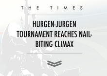 Hurgen jurgen the times