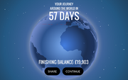 80days Paladinluke 57 Day Voyage