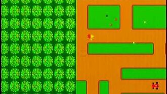 Rally-x (Namco Jakks Plug n Play) Game Play