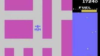 MSX GAME ◀ Rally-X ラリーX ▶ PLAY