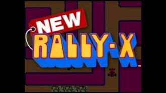 New Rally X Theme (1 Hour)