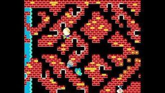 Arcade Game Uncle Poo (1983 Diatec)