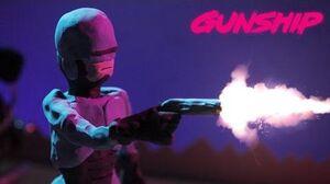 GUNSHIP - Tech Noir Official Music Video
