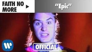 Faith No More - Epic (Official Music Video)