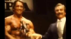 1980 Mister Olympia - Arnold Schwarzenegger's come back title