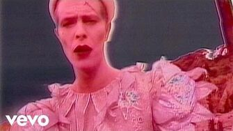 David Bowie - Ashes To Ashes (1980)
