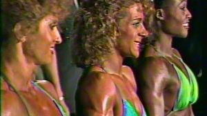 1989 USA Women's Bodybuilding Championhip