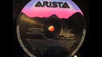 GHOSTBUSTERS Original soundtrack album (Sonido Vinilo) - 1984-1