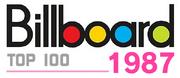 Billboard-top100-1987