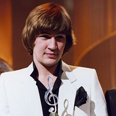 1980 Winner - Johnny Logan for Ireland.