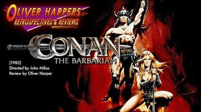 Conan The Barbarian (1982) Retrospective Review