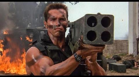 Commando Full Movie 1985