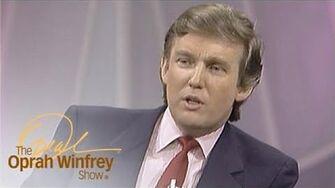 Donald Trump teases a president bid on The Oprah Winfrey Show 1988
