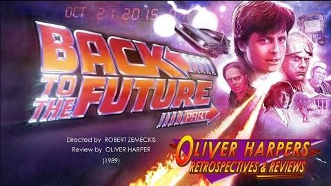 Back To The Future Part II (1989) Retrospective Review