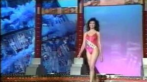 MISS UNIVERSE 1988 Swimsuit Competition