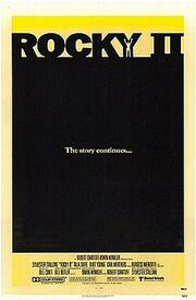 220px-Rocky ii poster