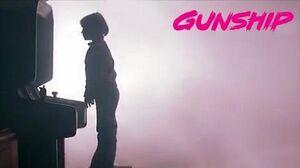 GUNSHIP - Kitsune Official Lyric Video
