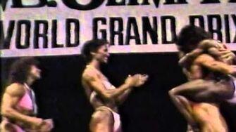Miss Olympia legends 1980-1990