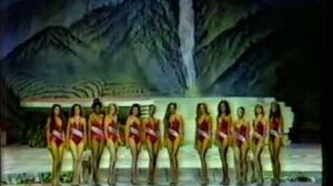 Miss Universe 1980 - Swimsuits
