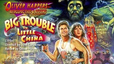 Big Trouble in Little China (1986) Retrospective Review