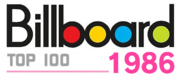 Billboard-top100-1986