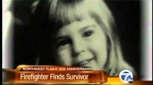 Firefighter found sole survivor