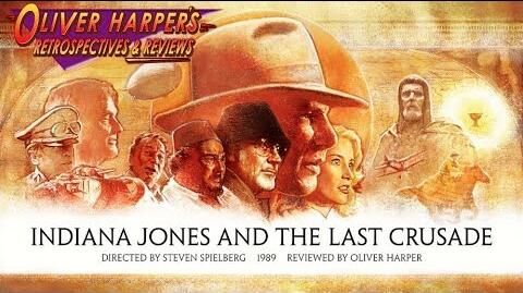 Indiana Jones and The Last Crusade (1989) Retrospective Review